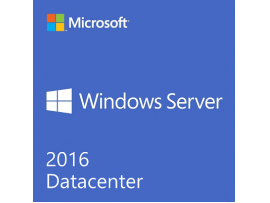 Windows Server 2016 Datacenter 2 Core Additional License (SFT-MS-WS16DCT2A)